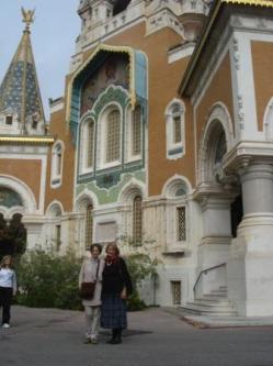 Руски храм у Ници